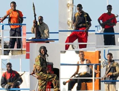 NAM Concerned at Maritime Piracy in Somalia