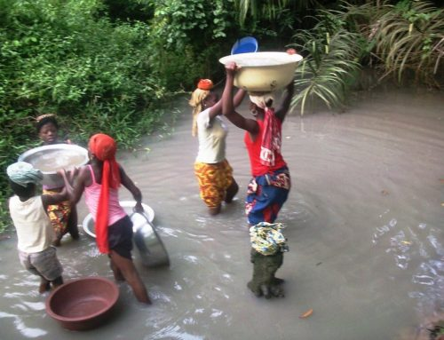 Ivory Coast's Water for All Program