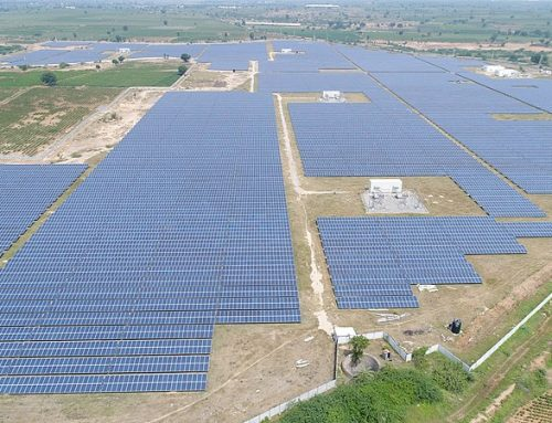 India's push for green energy