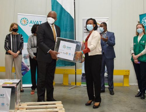African Vaccine Acquisition Trust (AVAT) playing a major role in combating COVID-19 in Africa