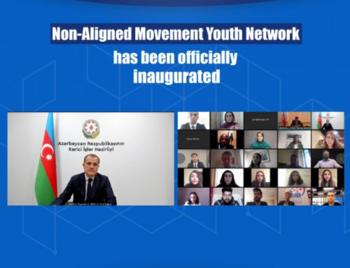 NAM Youth Network officially inaugurated